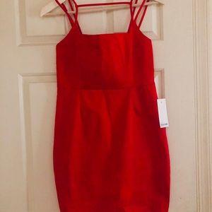 Forever 21 mini dress size L.
